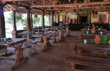 Lunch Hall in rural Areas