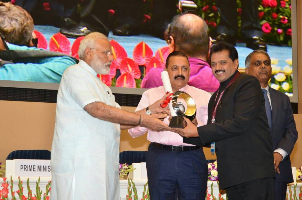 Award of Excellence in Pradhanmantri Fasal Beema Yojana