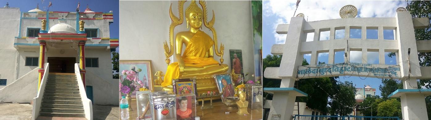 Nalanda Buddha Vihar, Nagewadi