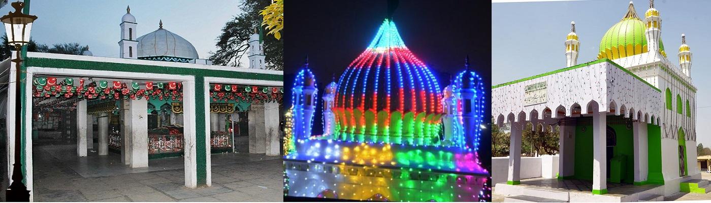 Rawna Parada Dargah/Raja Baugh Sawar Dargah