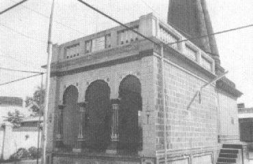 Jamb Samarth Temple