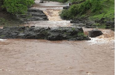 Barda Village Water flow Photo