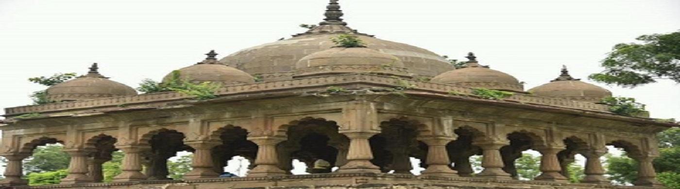 Raja Ki chhatri.