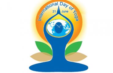 Yoga Day Logo 2018