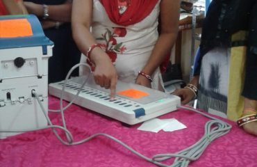 EVM & VVPAT Voter Awareness Campaign