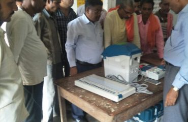 VVPAT Voter Awareness Campaign Village Girdhouna