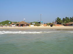 Colva is a coastal village in Salcete, South Goa, on the west coast of India.