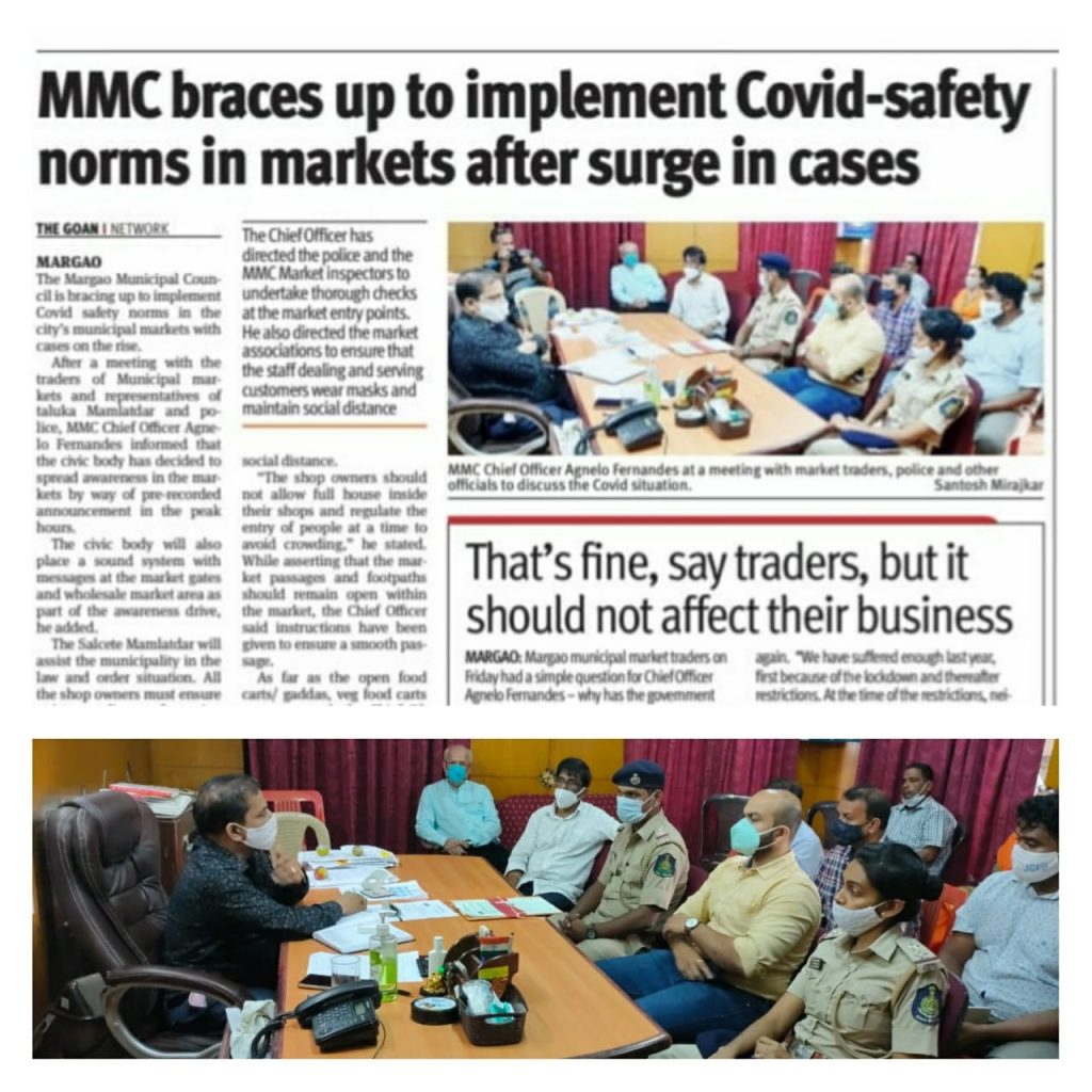 MMC Newspaper Report