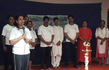 Yoga Day 2018 Speech of District Collector