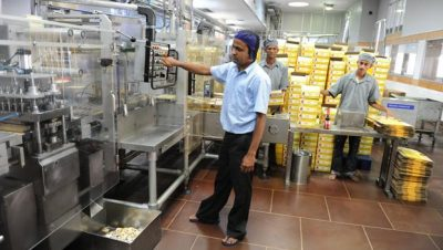 Amul Dairy Cheese Plant