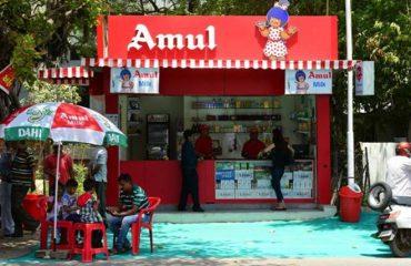 Amul Dairy - Parlor