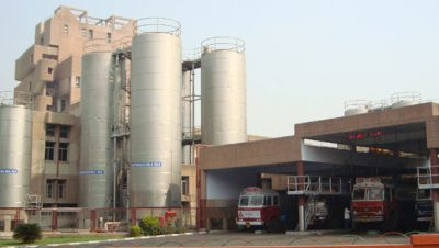 Amul Dairy Milk Processing Unit