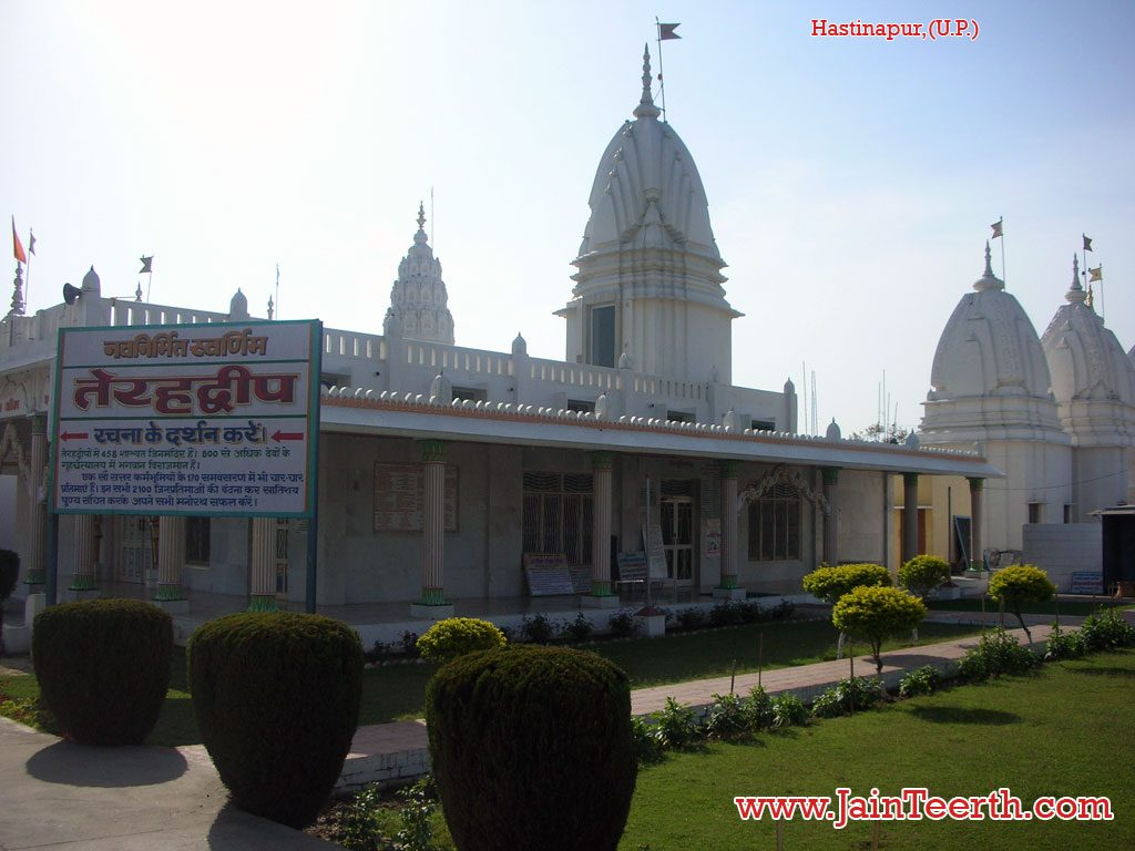 Terha Deep hastinapur at hastinapur