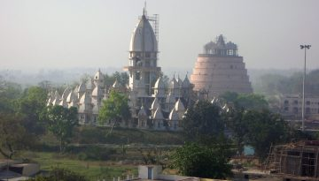 Hastinapur jain temple at hastinapur