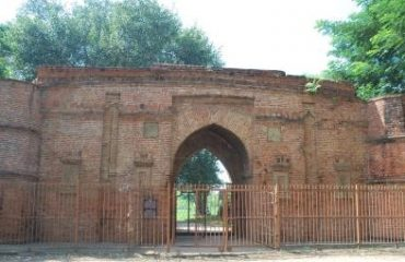 Main Gate to kachari ruins