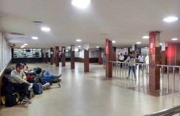 Photo of Railway Station Counter