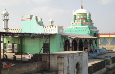 Actual Shrine Site of Faridbaba