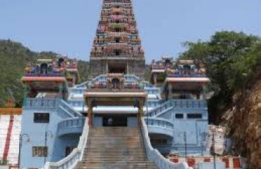 Maruthamalai Temple view