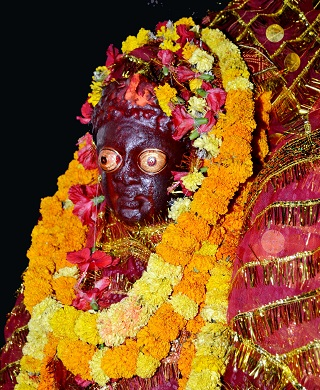 Mata Mundeshwari Idol