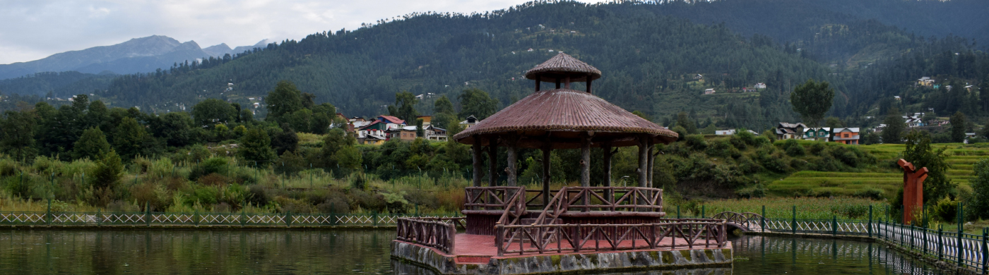 Gatha Park in Bhaderwah