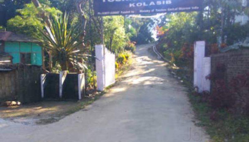 Tourist Lodge, Kolasib