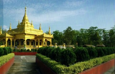 Golden Pagoda (Day View)