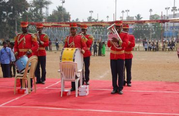 Police band - 68th Republic Day Celebrations