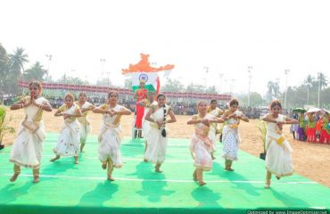 Dance Cultural activity by students