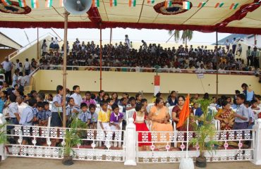 Public attended 68th Republic Day Celebrations