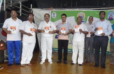 yoga day Broucher Release
