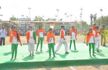 Culturalactivity by students