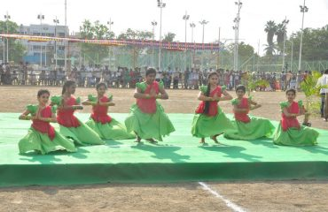 Dance Cultural -activity by students