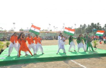 Culturalactivity indian Flag