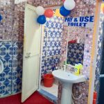 Pay & Use Toilet Inauguration