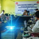 RKS Governing Body Meet and DFTI on Routine Immunization Held