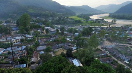 Aalo Town
