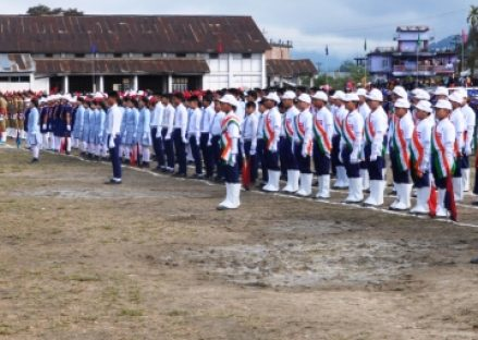 Republic Day celebrated at aalo