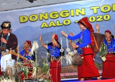 Donggin celebrated at Aalo