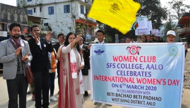Womens' Day celebrated at AALO