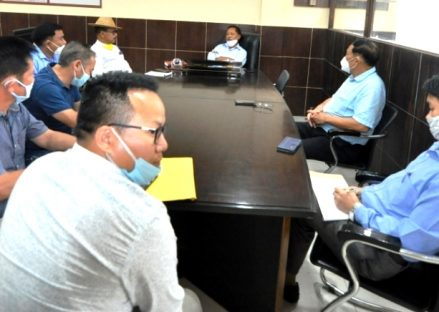 odd/even review meeting at aalo