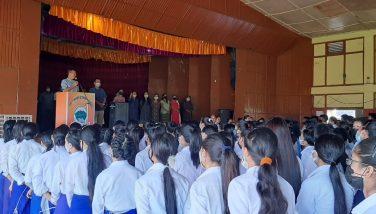 Alumnus CE Visits his Alma Mater