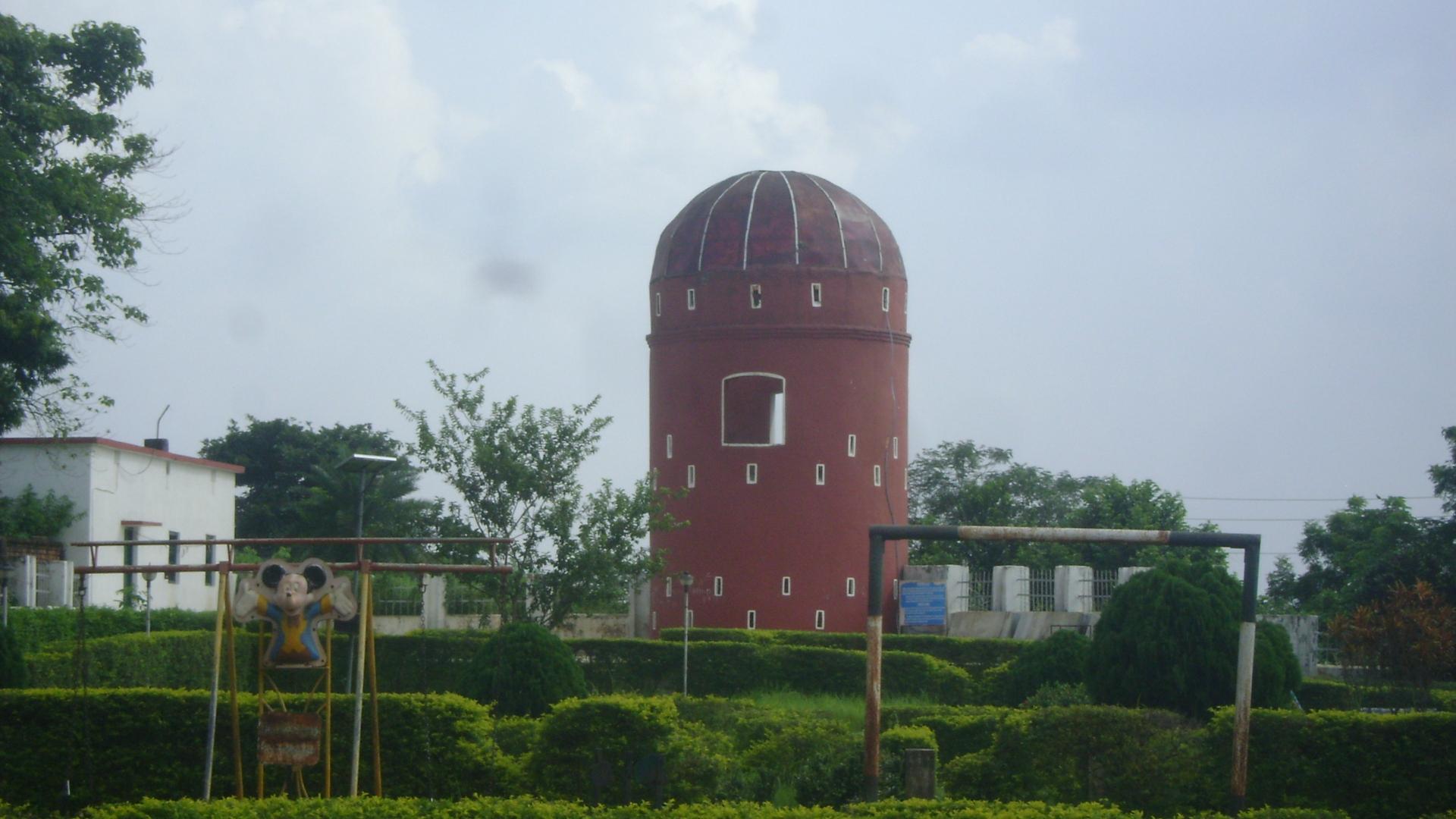 मार्टिलो टॉवर सिधु कानू मुर्मू पार्क