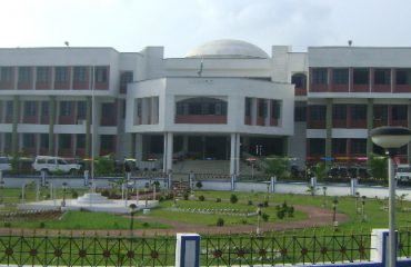 New District collectorate Building, Pakur