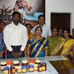 District Collector Visited the Site