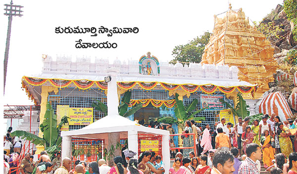 Kurumurthi or Madanapuram Swamy temple