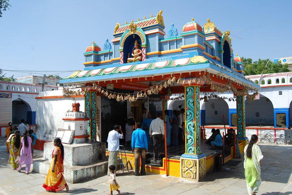 Lord Sri Padamati Anjenaya Swamy Makthal