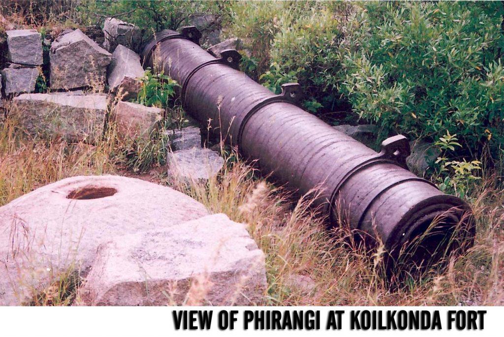 A View Phirangi at Koilkonda Fort, Mahabubnagar