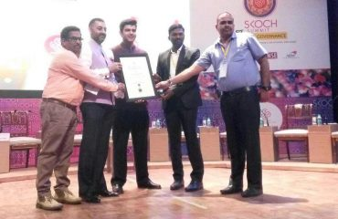 AWARD FOR E OFFICE IMPLEMENTATION IN MAHABUBNAGAR