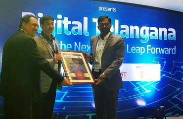 Digital Telangana Award for Eoffice