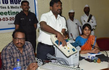 HOP VVPAT TRAINING